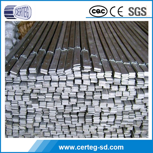Hot rolled high strength ms steel q235 astm a36 black deformed flat bar
