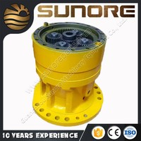 OEM New Motor Gearbox Excavator Parts PC160-7 Swing reduction gear box For Hydraulic swing device reducer 21K-26-B7100