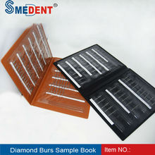 Dental Products /dental Burs Sample Book Catalogue