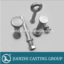 forged steel insulator pin China supplier