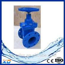 XD DIN 3352 F4/F5 Ductile Iron PN25 Resilient Seated Gate Valve