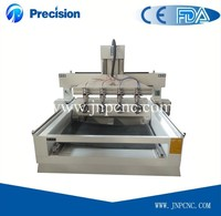 Carpentry industrial machines sculpture wood carving cnc router machine with rotary
