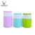 Eco-friendly double wall vacuum lunch box/food warmer container with lids