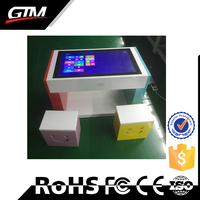 32 inch IR/CTP/Zy touch screen wifi network table lcd type all in one pc display