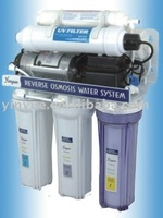 Reserve Osmosis System with uv lamp