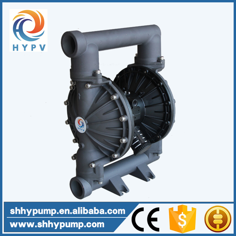 HY50-2inch AL Aluminum Alloy Pneumatic Grout Pump With High Quality