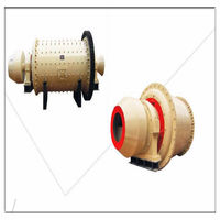High performance low cost industrial ball mill