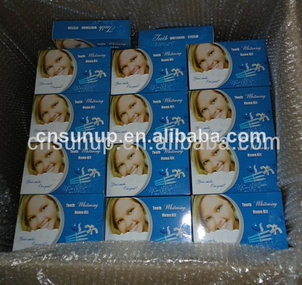 Best Effect Teeth whitening gel kit OEM service offer Free sample