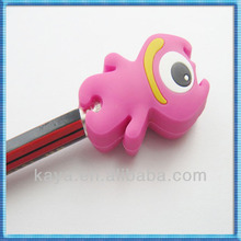 Lovely Plastic Pencil topper with charm
