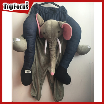 Elephant Carry me Costume Christmas Party Fancy Dress Wholesale