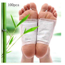 happy life foot pad Botanical Herbal Health Foot Detox Patch