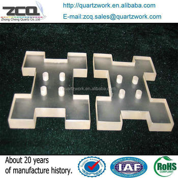 Quartz Part used in vacuum equipment