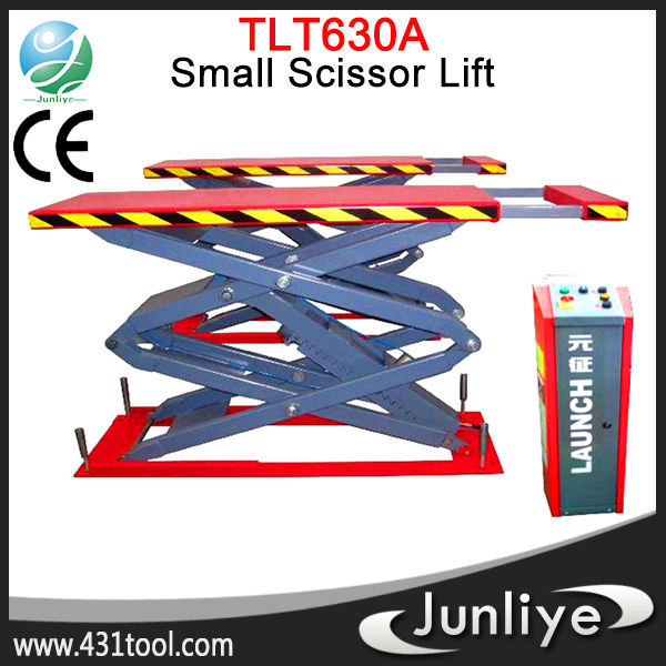 Professional quality and better value LAUNCH TLT630A auto motorcycle small car scissor lift jacks