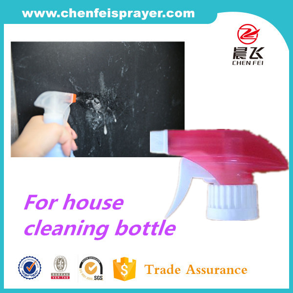 Factory supplier sprayer 28 410 plastic cleaning trigger sprayer head dosage 0.8ml for home and plant