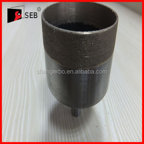 sintered diamond drill bits for drilling the ceramic ,tiles and porcelain