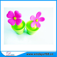 New Arrival silicone tea strainer, silicone tea infuser, silicone tea hold