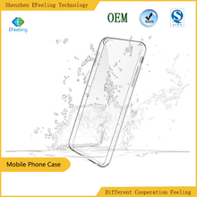 Newest Clear PC Back Hybrid Slim Hard TPU Case For Iphone