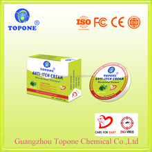 "2017 Whole New Products Promotion in China ""Topone"" Famous Brand Cosmetic Cream,Mosquito Repellent Eczema Cream"