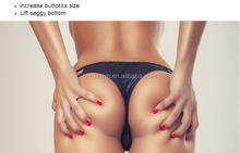 Hyaluronic acid injections for buttocks/cross-linked hyaluronic acid gel dermal filler