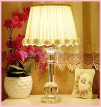 Beautiful Cheap Crystal Table Lamp For Bedroom