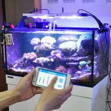2016 Hot selling CTLite G4 WIFI controller IOS/Android system 120cm led aquarium light
