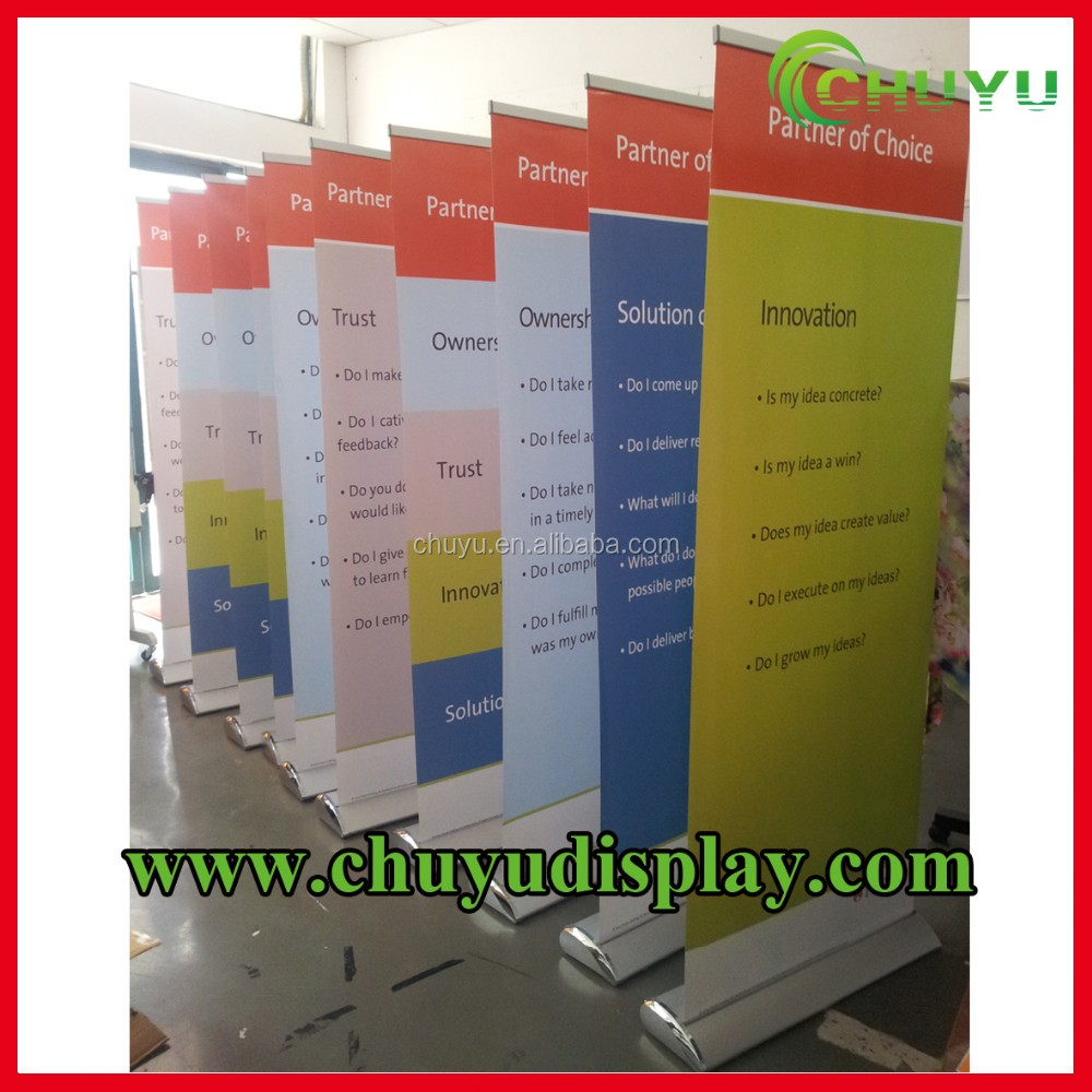 hot sale fashional flying roll up banner,trade show advertising roll up banner,roll up banner for sale