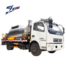 china bitumen emulsion sprayer truck