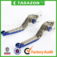 CNC Billet Adjustable Folding and Extendable Aluminum Brake CLutch Lever For Brembo 19X18