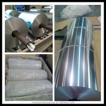 lacquer coated aluminium foil/carbon coated aluminium foil/kitchen mate aluminium foil roll