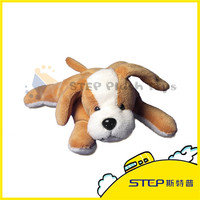 2015 Custom Low Price Cute Design Plush Dog Toy