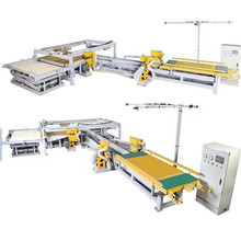 Automatic Wood Saw Cutting Machine for plywood making machine