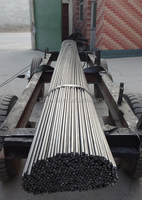 A36 1018 S20C 1045 S45C Steel round Bar structural steel price per ton