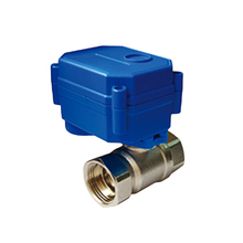 high quality medium temperature standard automatic control motorized valve