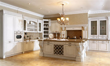 Modern kitchen furniture guangzhou
