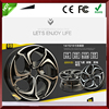 hot selling matter marron color BBS alloy wheels