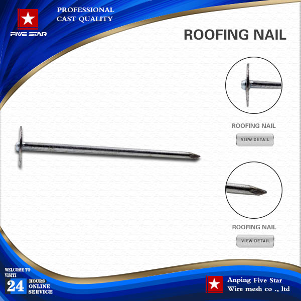 Alibaba online shopping galvanized twisted roofing screw nail foir sale