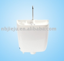 Water saving plastic toilet tank,with faucet