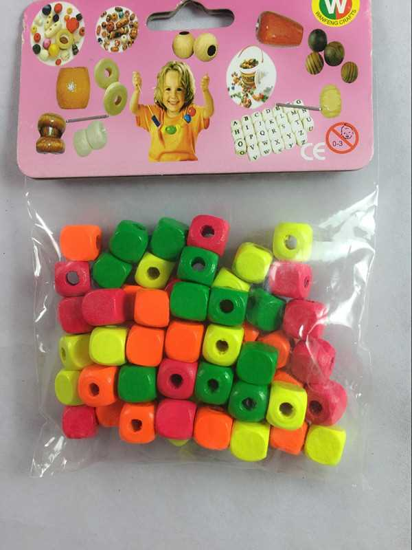 Wanfeng original factory wooden beads for cheap wooden dugouts