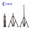 3-20 meters Portable Aluminum Alloy Pneumatic Telescopic Antenna Mast
