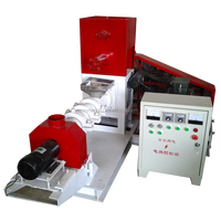 floating fish feed extruder machine floating fish food making machine for fish