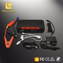 Modern design notebook adapter cable durable in use big capacity mini car jump starter