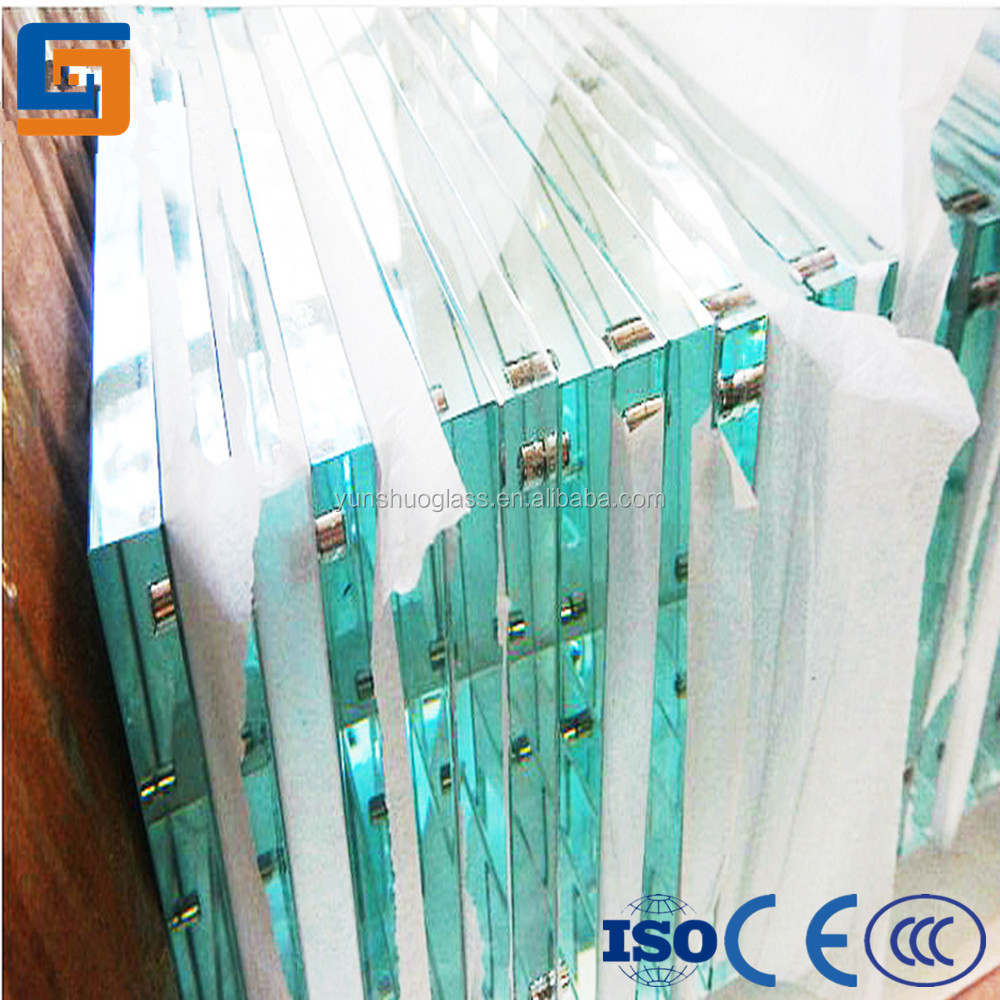 10mm 12mm tempered glass screen protector sheet