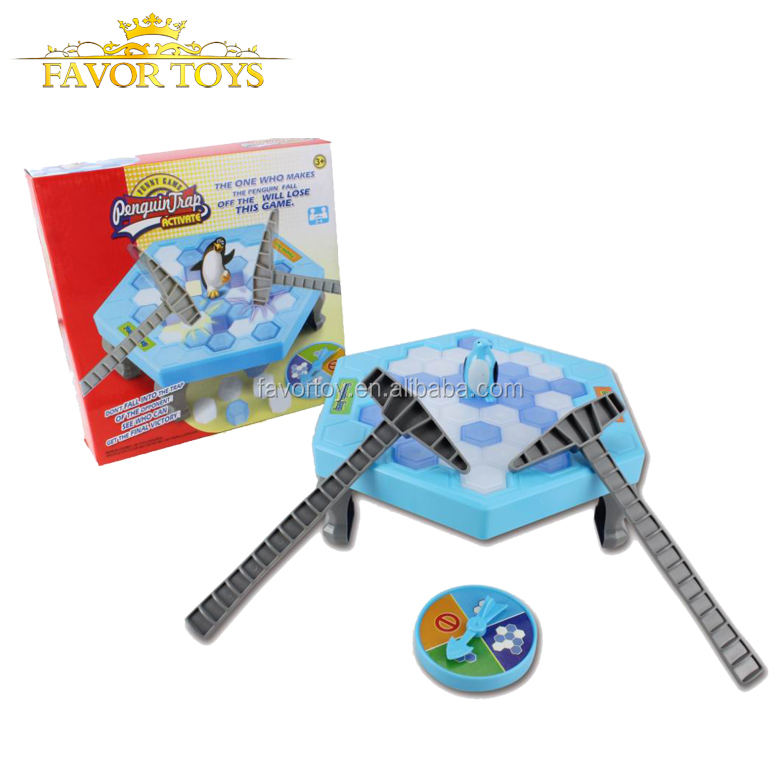 Wholesale Penguin Trap interactive table game save penguin toy game with family