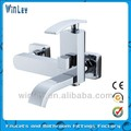 2012 New Wall mounted brass bath and shower faucet