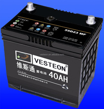 12v Lead Acid Maintance Free Car Battery 32ah-220ah