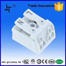 2 way electrical auto wire connector