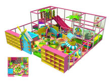 Contemporary/hot sale/family indoor playground in playground