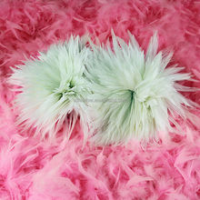 natural white cock saddle feather high quality feathers for decoration accessories