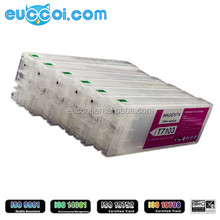 Best selling compatible ink cartridge for Epson T7401-T7406 printer ink cartridge with chip for Epson Surelab D3000