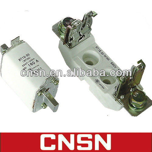 NH00 low voltage HRC fuse holder